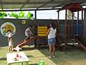 Inauguración de CAIF Bambú en la localidad de Pando