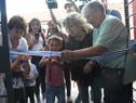 Inauguración del centro comunitario infantil Villa Prosperidad