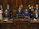 Discurso del presidente Luis Lacalle Pou