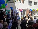 Ministerio de Vivienda inauguró cooperativa Agrícola Adeom, frente al Mercado Agrícola de Montevideo