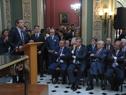 Acto de asunción de autoridades del Ministerio de Relaciones Exteriores