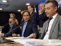 Presidente de la República, Luis Lacalle Pou, encabezó conferencia de prensa