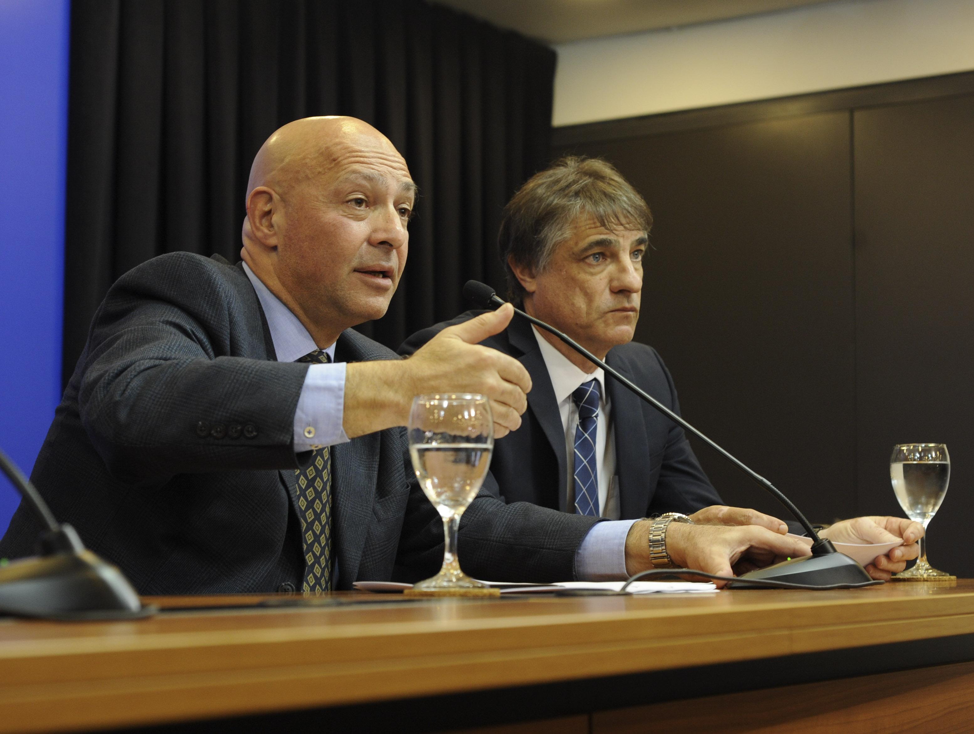Director de la Agencia de Gobierno Electrónico y Sociedad de la Información y del Conocimiento (Agesic), Hugo Odizzio