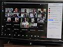 Capacitación por videoconferencia a prestadores de salud en uso de aplicación Coronavirus.uy