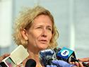 Directora de Vulnerabilidad del Mides, Fernanda Auersperg