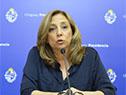 Directora de Inmujeres, Mónica Botero