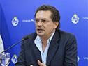 Subsecretario de Presidencia, Rodrigo Ferrés