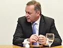 Secretario de Presidencia, Álvaro Delgado