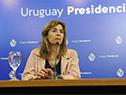 Presidenta del Congreso de Intendentes e intendenta de Lavalleja, Adriana Peña