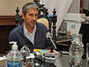 Consejero de ANEP Pablo Caggiani