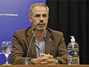 Presidente del SMU, Gustavo Grecco