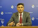 Director de Oficina de Planeamiento y Presupuesto, Isaac Alfie