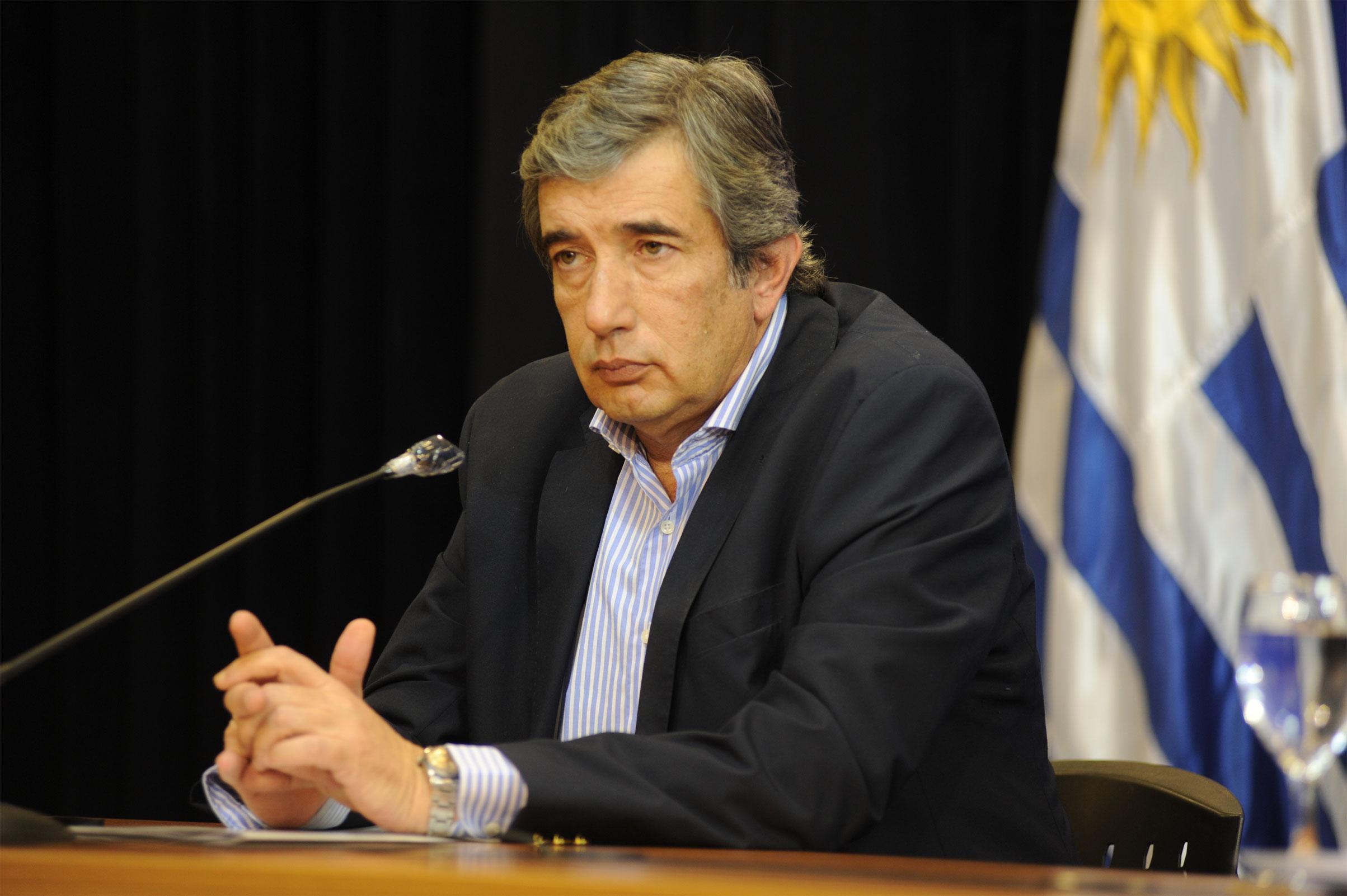 Subsecretario de Trabajo, Mario Aritzi