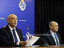 Representantes del Grupo Asesor Científico Honorario brindaron conferencia de prensa