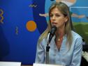 Titular del movimiento Unidos para Ayudar, Lorena Ponce de León