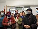 Ministro de Desarrollo Social, Pablo Bartol, encabezó la reapertura del centro Tiburcio Cachón