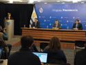 Conferencia de presentación de actualización y nuevas funciones de la aplicación Coronavirus.uy