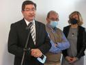 Acto de inauguración de la Unidad de Patología Osteoarticular Médico-Quirúrgica