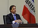 Presidente Lacalle Pou participó en videoconferencia de jefes de Estado y de Gobierno por COVID-19