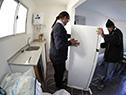 Se llevó a cabo, en el barrio Casavalle de Montevideo, la primera entrega de viviendas para personas en situación de calle