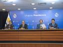 Ministro de Turismo, Germán Cardoso, encabezó conferencia de prensa
