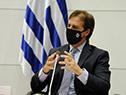 Presidente Lacalle Pou recibió a representantes de agencias de Naciones Unidas