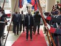 Presidente de la República, Luis Lacalle Pou, entregó pabellón nacional y cartas credeniales a embajador en Argentina, Carlos Enciso