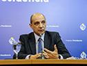 Presidente de la Junta Nacional de Drogas, Daniel Radío