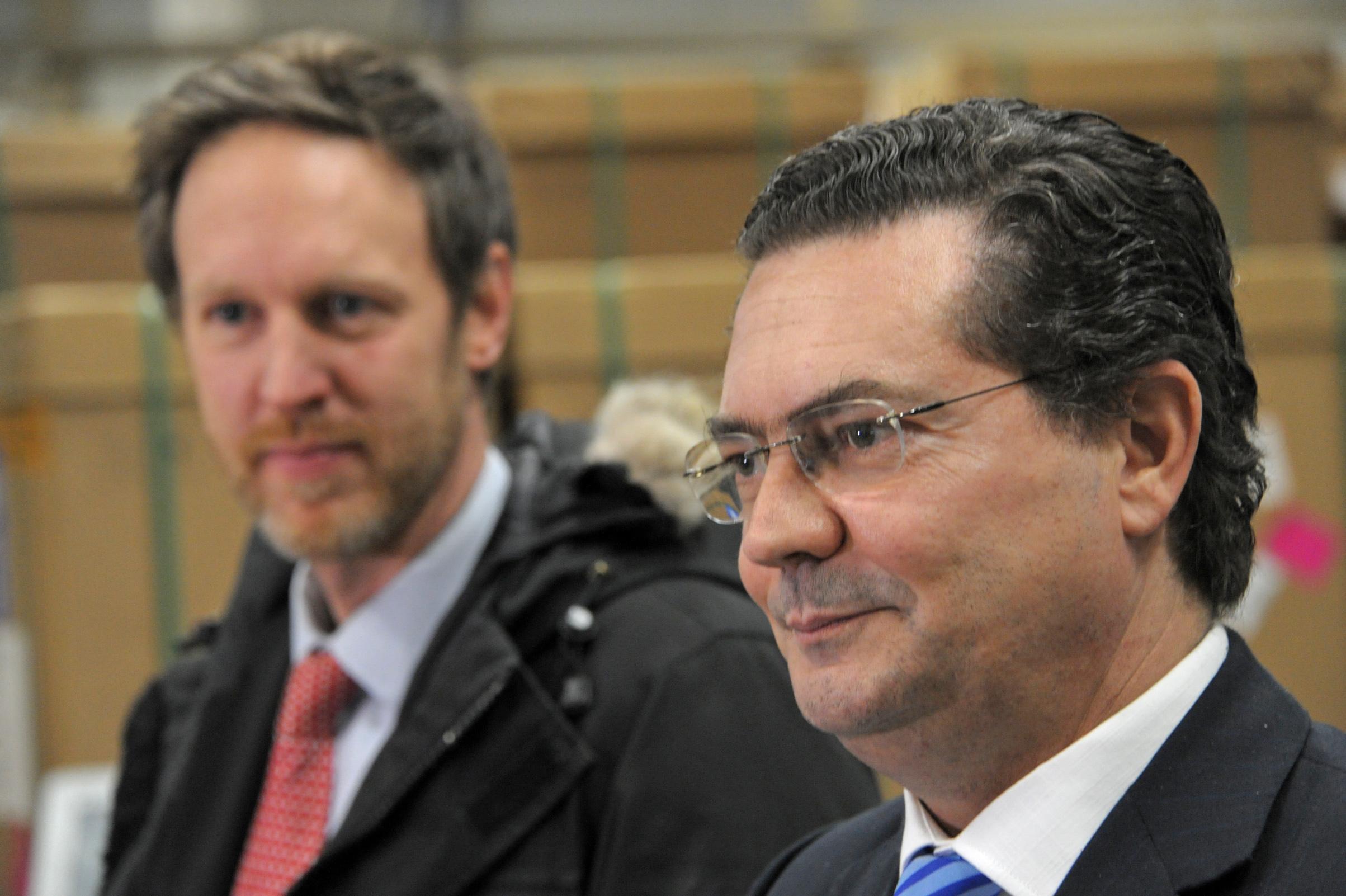 Prosecretario de Presidencia de la República, Rodrigo Ferrés, encabezó conferencia de presentación de compra de 45 respiradores para el MSP