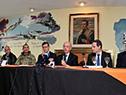 Autoridades presentan evaluación de primeros meses de presencia de las Fuerzas Armadas en la frontera