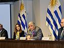 Ministro de Relaciones Exteriores, Francisco Bustillo, presentó lineamientos de trabajo para este período de gobierno