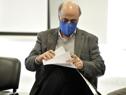 Ministro de Trabajo y Seguridad Social, Pablo Mieres, encabezó reunión del Consejo Superior Tripartito