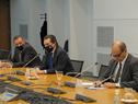 Asunción de nuevas autoridades del Instituto de Regulación y Control de Cannabis (IRCCA)