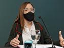 Directora del Archivo Nacional de la Imagen y la Palabra, Magdalena Perandones