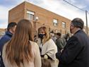 Inauguración de cooperativa de viviendas de 36 casas dúplex en Florida