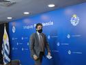 Autoridades de la Secretaría Nacional del Deporte y la Federación Uruguaya de Basketball brindaron conferencia de prensa