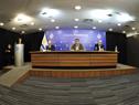 Autoridades de los ministerios de Salud Pública y Trabajo y del Banco de Previsión Social brindaron conferencia de prensa