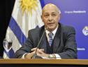 Presidente del Banco de Previsión Social, Hugo Odizzio
