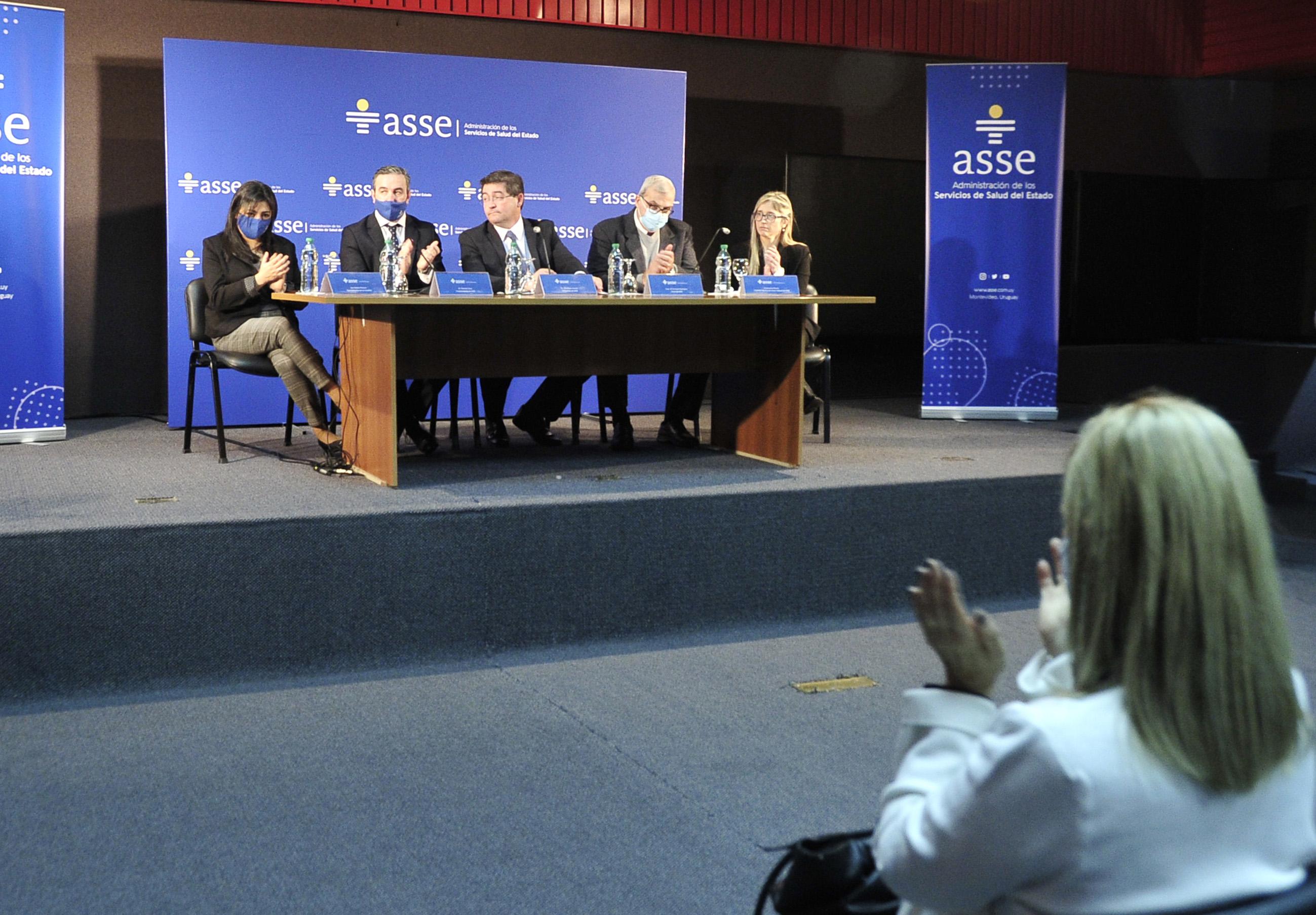ASSE presentó nuevo protocolo de actuación ante situaciones de acoso laboral