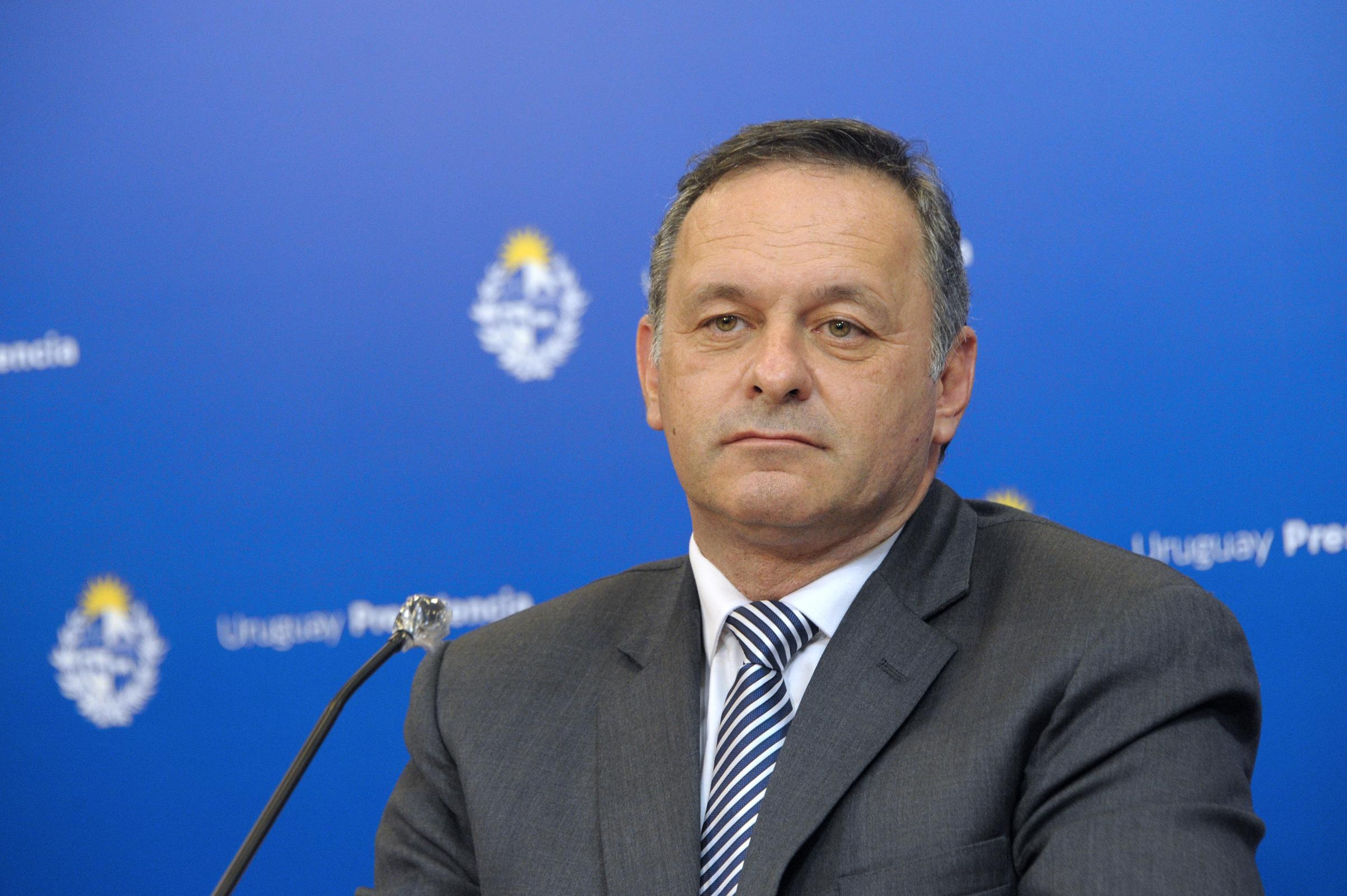 Secretario de Presidencia de la República, Álvaro Delgado