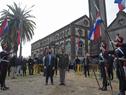 Presidente Lacalle Pou encabezó asunción de autoridades del nuevo Ministerio de Ambiente: ministro Adrián Peña y subsecretario Gerardo Amarilla