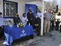 Secretario de Presidencia, Álvaro Delgado participó de la inauguración del centro asistencial de Constancia, a 11 kilómetros de Paysandú