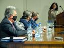 Lanzamiento de Procarnes, realizado en la sede del Ministerio de Relaciones Exteriores