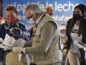 Medidas de control sanitario en el aeropuerto internacional de Carrasco