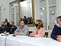 Ministro de Turismo, Germán Cardoso, informó que el 23 de setiembre se abrirá el llamado internacional a expresión de interés con 60 días de plazo