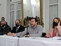 Ministro de Turismo, Germán Cardoso, encabezó la presentación
