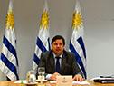 Adrián Peña, ministro de Medio Ambiente
