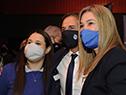 Presidente Lacalle Pou en el lanzamiento del Plan Nacional de Salud Bucal