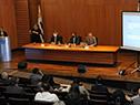 Presidente de la República, Luis Lacalle Pou, encabezó celebración del Día de la Estadística Nacional