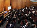 Presidente de la República, Luis Lacalle Pou, encabezó la celebración del Día de la Estadística Nacional